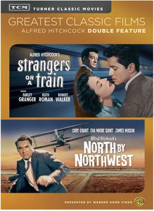 TCM North By Northwest/ Strangers on a Train