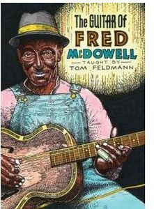 Guitar of Fred McDowell