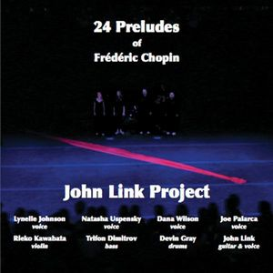 24 Preludes of Frederic Chopin