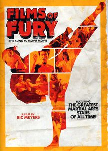 Films of Fury: The Kung Fu Movie