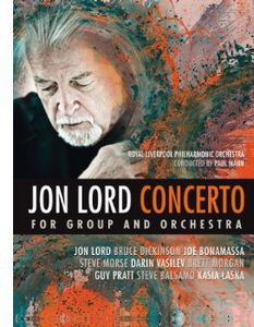 Concerto for Group & Orchestra [Import]