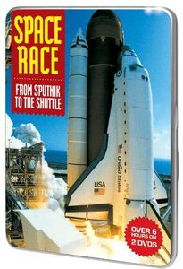 Space Race: From Sputnik to the Shuttle