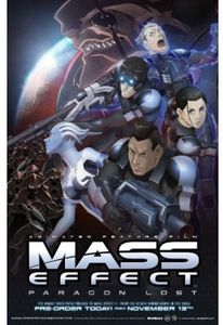 Mass Effect: Paragon Lost [Blu-ray/ DVD Combo]