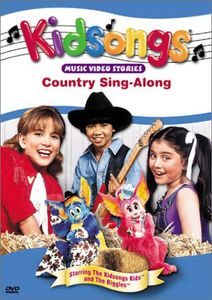 Kidsongs: Country Sing-Along [Childrens]