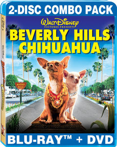 Beverly Hills Chihuahua [WS] [Blu-ray/ DVD Combo] [2 Discs]