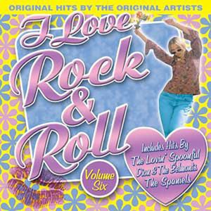 I Love Rock N Roll, Vol. 6