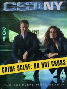 CSI: NY: The Complete First Season