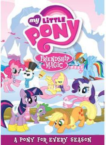 My Little Pony Friendship Is Magic: A Pony for