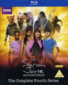 Sarah Jane Adventures Series 4 [Import]
