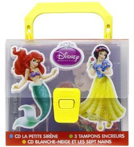 Valisette Princesses Disney/ Snow White & the Seven [Import]