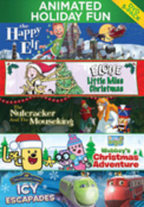 Animated Holiday Gift Set