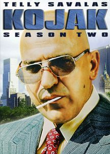 Kojak: Season Two [FS] [Slipsleeve]