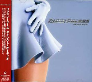 Ridge Racers Direct Audio (Original Soundtrack) [Import]