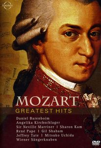 Mozart-Greatest Hits [Import]