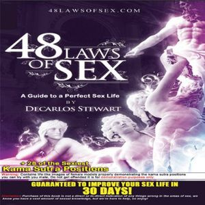 48 Laws of Sex-A Guide to a Perfect Sex Life