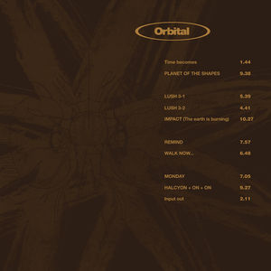 Orbital (Brown Album)