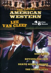 The Great American Western: Volume 2: Lee Van Cleef