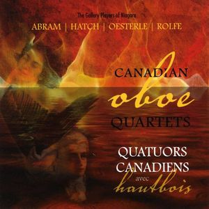 Canadian Oboe Quartets