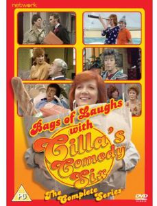 Cilla's Comedy Six-The Complete Series