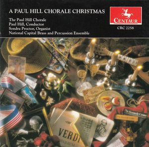 Paul Hill Chorale Christmas