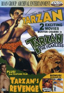 Tarzan The Fearless and Tarzan's Revenge [Double Feature]