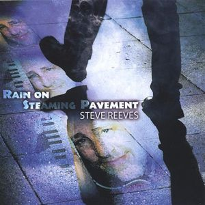 Rain on Steaming Pavement