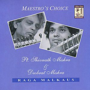 Raga Malkaus-Indian Classical Sitar Instrumental