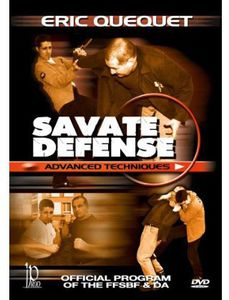 Savate Defense Advanced Techniques: Official