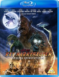 Ray Harryhausen Special Effects Titan [Import]