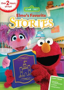 Sesame Street: Elmo's Favorite Stories