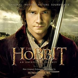 Hobbit: An Unexpected Journey (Original Soundtrack) [Import]