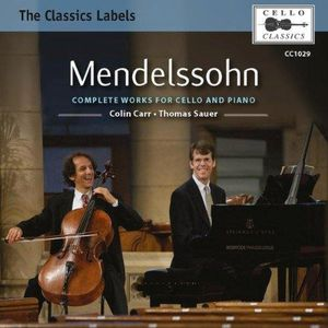 Complete Cello Sonatas