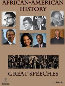 African American History: Greatest Speeches /  Various