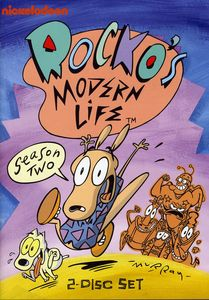 Rocko's Modern Life: Season Two