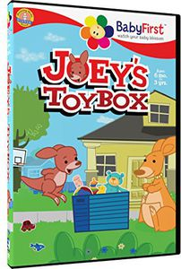 Babyfirst: New Words with Joey's Toybox