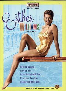 Esther Williams Collection: TCM Spotlight [Standard] [Gift Set] [5 Discs] [Special Collectable Digipak]