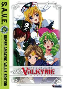 UFO Ultramaiden Valkyrie: Seasons 3 & 4