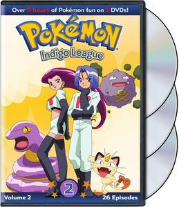 Pokemon: Season 1 - Indigo League Set 2