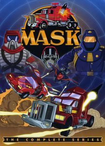 M.A.S.K.: The Complete Series [FS]
