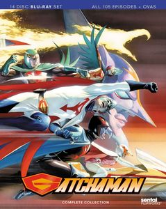 Gatchaman Complete Collection