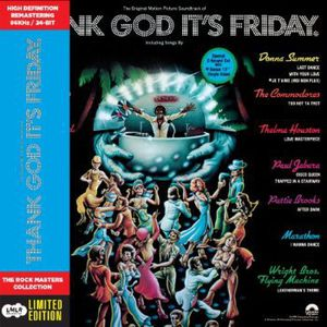 Thank God It's Friday (Original Soundtrack)