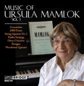 Music of Ursula Mamlok 1