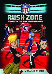 NFL Rush Zone: Seasons Of The Guardian, Vol. 3