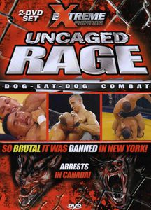 Extreme Fighting: Uncgaed Rage Collectors Tin