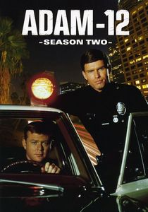 Adam-12: Season Two [Slim Pack][Full Frame]