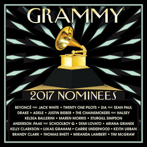 2017 Grammy Nominees (Various Artists)