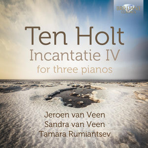 Incantatie IV for Three Pianos