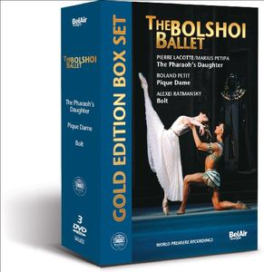 Bolshoi Ballet Gold Edition Box Set /  Various
