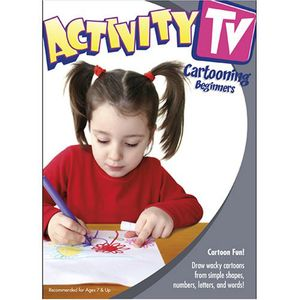 Activity TV: Cartooning Beginners [Full Frame]
