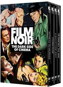 Film Noir: The Dark Side of Cinema (Four-Disc Set)